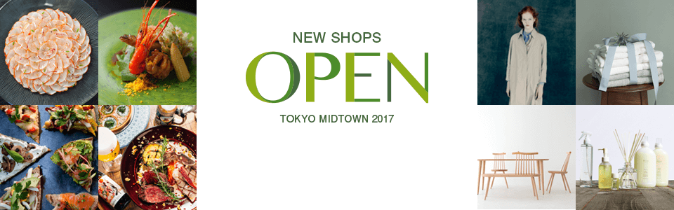 NEW SHOPS OPEN
