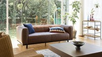 CALME SOFA(3)Leather