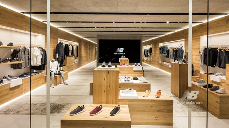 nb shoe store